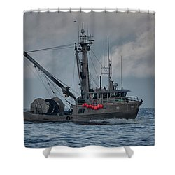 Shower Curtain featuring the photograph Prosperity by Randy Hall