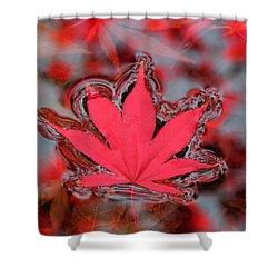 Proud Symbol Shower Curtain