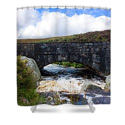 Ps I Love You Bridge In Ireland Shower Curtain