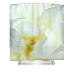 Pure Peony Shower Curtain