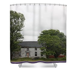 Randolph County Shower Curtain