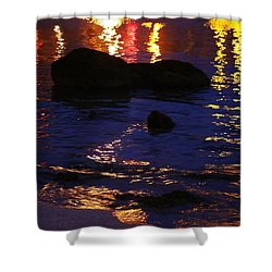 Shower Curtain featuring the photograph Reflection by Craig Wood