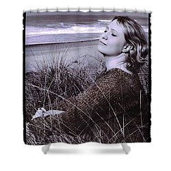 Relax... Shower Curtain