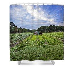 Reo Speedwagon Shower Curtain