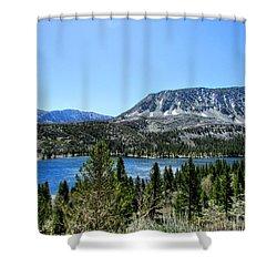 Rock Creek Lake Shower Curtain