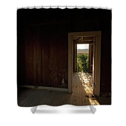 Room With A View Shower Curtain