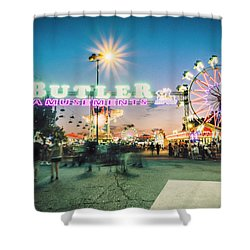 Sacramento State Fair- Shower Curtain