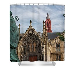 Saint Servaes And Saint Johns Shower Curtain