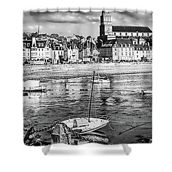 Saint Servan Anse Shower Curtain