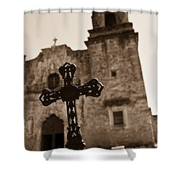 San Antonio Shower Curtain