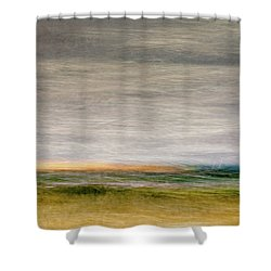Sandy Neck 4 Shower Curtain