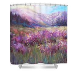 Schofield Morning 2 Shower Curtain