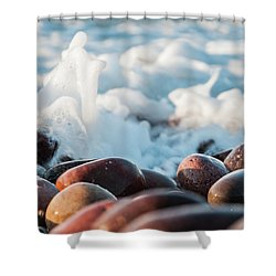 Sea As Art... Shower Curtain
