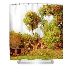 Sedona Az Shower Curtain