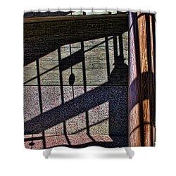 Shadows Shower Curtain
