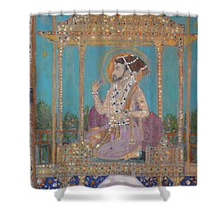 Shah Jahan Shower Curtain