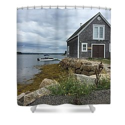 Shore Shower Curtain