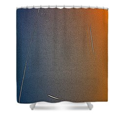 Signs-16 Shower Curtain