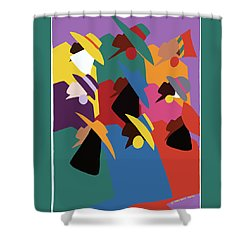 Sisters Of Courage Shower Curtain