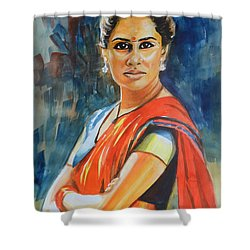 Smita Shower Curtain