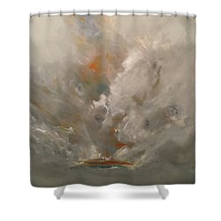 Solo Io Shower Curtain