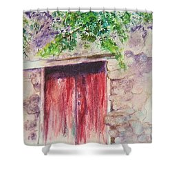 Sorrento Secret Shower Curtain