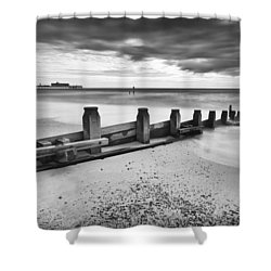 Southwold Shower Curtain