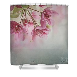 Spring Blossom Shower Curtain