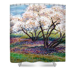 Spring Has Sprung Shower Curtain