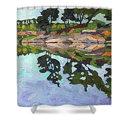 Spring Paradise Shower Curtain