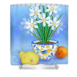 Spring's Promise Shower Curtain