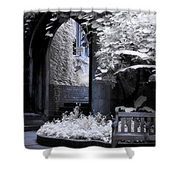 St Dunstan's In The East Shower Curtain