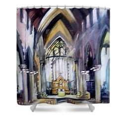 St Johns Cathedral Limerick Ireland Shower Curtain