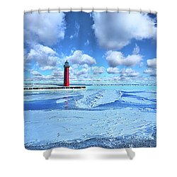 Shower Curtain featuring the photograph Steadfast by Phil Koch