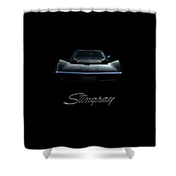 Stingray Shower Curtain