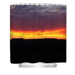 Stirrings Shower Curtain