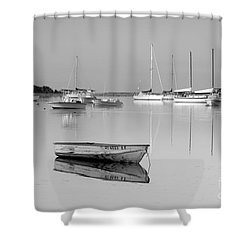 Sunrise In Osterville Cape Cod Massachusetts Shower Curtain by Matt Suess