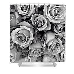 Sweet Dreams! #roses #rosesofinstagram Shower Curtain