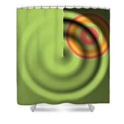 Targe Shower Curtain