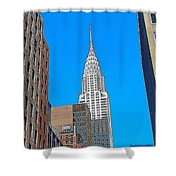 #tbt - #newyorkcity June 2013 Shower Curtain