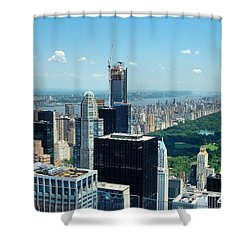 #tbt #nyc Summer Of 2013. #nofilter Shower Curtain