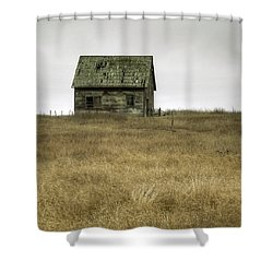The Bare Minimum  Shower Curtain