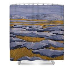 The Burren Shower Curtain