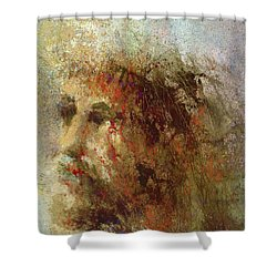 The Lamb Shower Curtain
