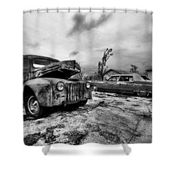 The Last Tow Shower Curtain