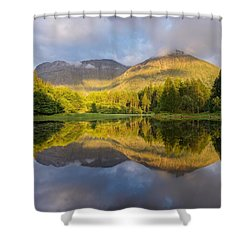 The Torren Lochan Shower Curtain