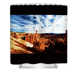 Thor's Hammer Shower Curtain
