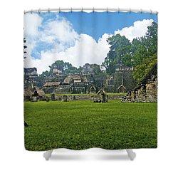 Tikal, Guatemala Shower Curtain