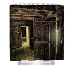 Tipton Cabin Shower Curtain