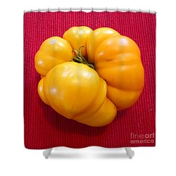 Tomatoe Shower Curtain
